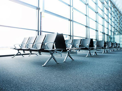 Business center cleaning
